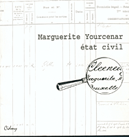 Bulletin n°12 - Marguerite Yourcenar, état civil